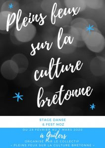 Pleins feux sur la culture bretonne : Stage de danse