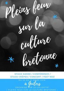 Stage : danses des pays de Brasparts et St Rivoal