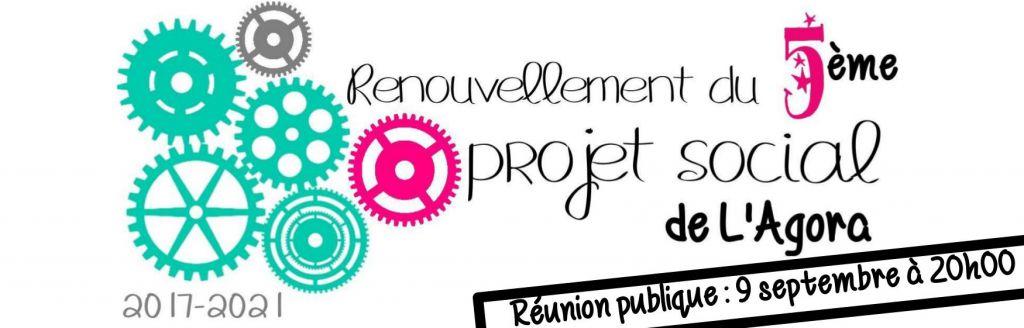 Renouvellement du projet social