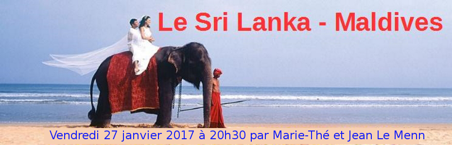 Le Skri Lanka – Maldives