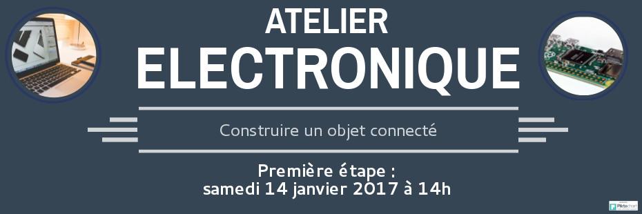 Atelier électronique