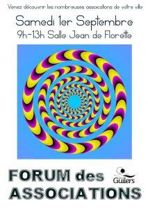 L'Agora au Forum des Associations 2018/2019 @ Espace PAGNOL Guilers | Guilers | Bretagne | France