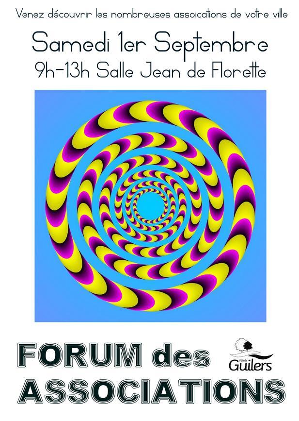 L'Agora au Forum des Associations 2018/2019