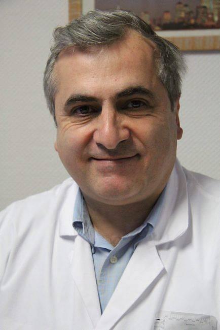 Professeur Jacques Mansourati