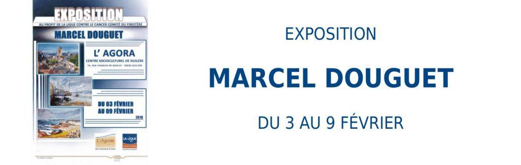 Exposition Marcel Douguet