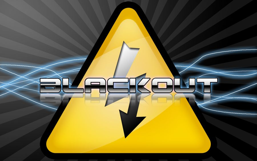 Local musique : Blackout