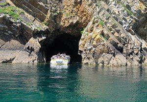 Sortie familiale : les grottes marines de Morgat