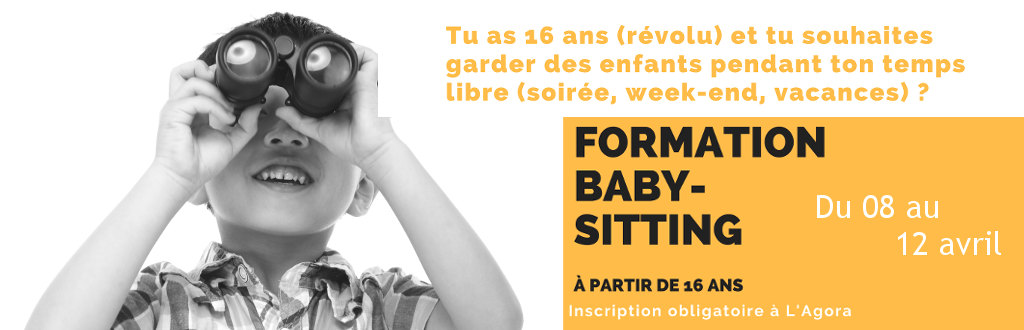 Formation baby-sitter 2019