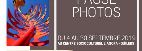 """Exposition Pause Photos """"Autour du rouge"""""""