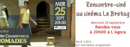 Sortie Ciné St Renan – 25 septembre