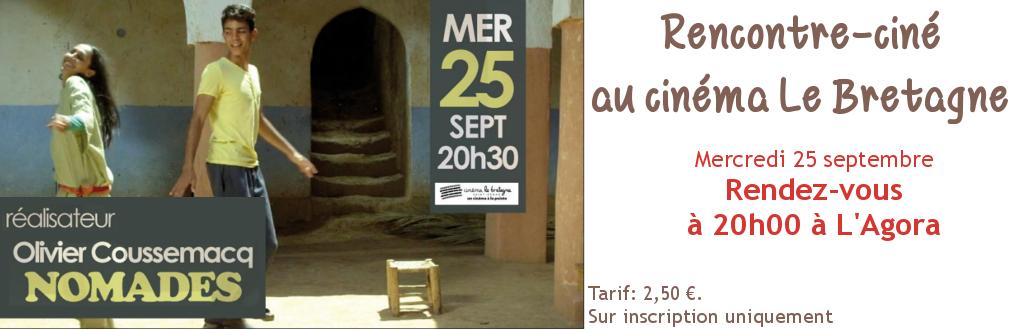 Ciné Saint-Renan – 25 sept. 2019