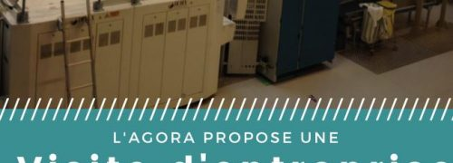 Visite d'entreprise : centre traitement textile de Bohars
