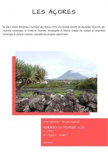 Le Monde en Images : les Açores