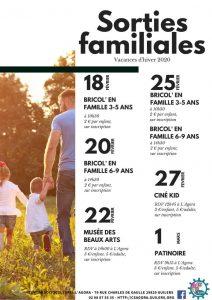 Sorties familiales : Bricol'en famille 3-5 ans