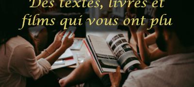 A lire, A voir,