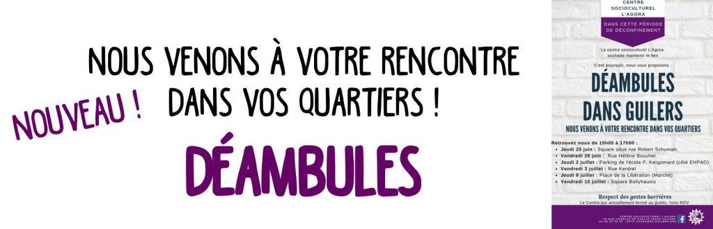 deambules
