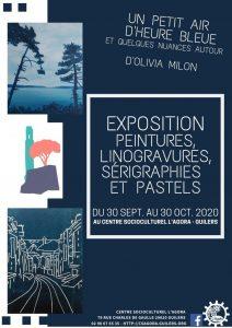 """Exposition """"Un petit air d'heure bleue"""""""