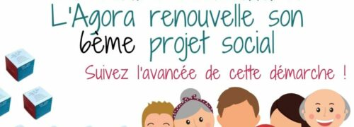 Renouvellement du 6ème projet social