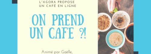 Café/goûter en ligne