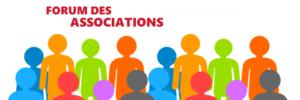Présence au Forum des associations